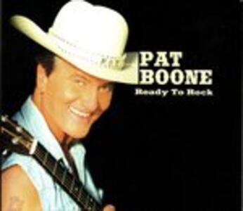 Ready to Rock - CD Audio di Pat Boone