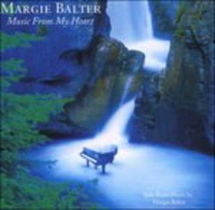 CD Music From My Heart di Margie Balter