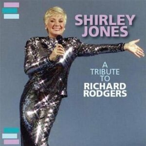 CD Tribute to Richard Rodger di Shirley Jones