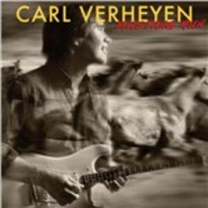 Foto Cover di Mustang Run, CD di Carl Verheyen, prodotto da Cranktone
