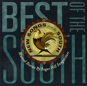 Foto Cover di Best of the South, CD di  prodotto da Sugar Hill