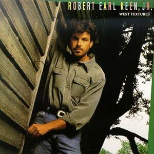 CD West Textures di Robert Earl Keen