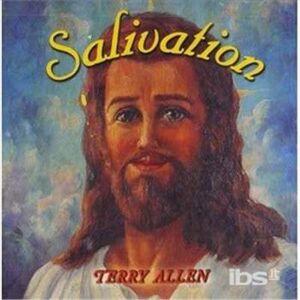 Foto Cover di Salivation, CD di Terry Allen, prodotto da Sugar Hill