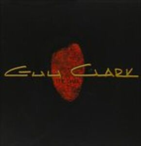 CD The Dark di Guy Clark