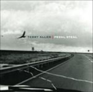 CD Pedal Steal di Terry Allen