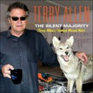 CD The Silent Majority di Terry Allen