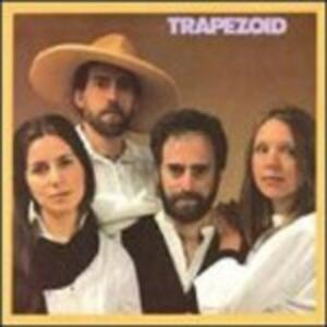 Cool of the Day - CD Audio di Trapezoid