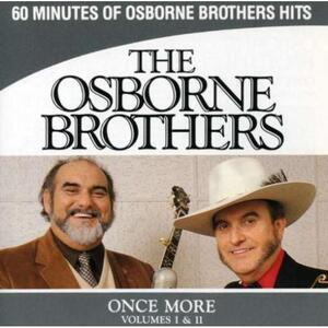 Once More vol.1 & 2 - CD Audio di Osborne Brothers