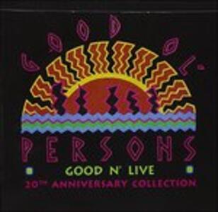 Good n' Live - CD Audio di Good Ol' Persons