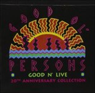 CD Good n' Live di Good Ol' Persons