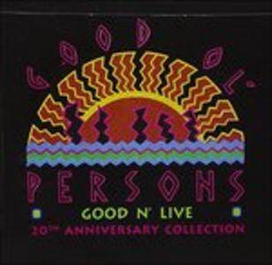 CD Good n' Live di Good Ol' Persons