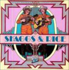 Skaggs and Rice - Vinile LP di Ricky Skaggs,Tony Rice