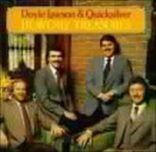 CD Heavenly Treasures Doyle Lawson , Quicksilver