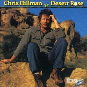 CD Desert Rose di Chris Hillman