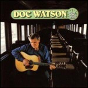 CD Riding the Midnight Train di Doc Watson