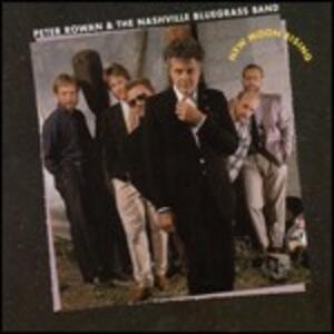 New Moon Rising - CD Audio di Peter Rowan,Nashville Bluegrass Band