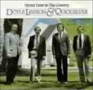 CD Hymn Time in the Country Doyle Lawson , Quicksilver