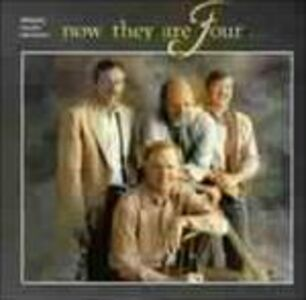 CD And Now They Are Four John Hickman , Dan Crary , Byron Berline