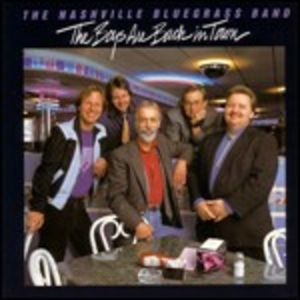CD The Boys are Back in Town di Nashville Bluegrass Band