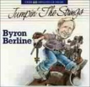 CD Jumpin' the Strings di Byron Berline