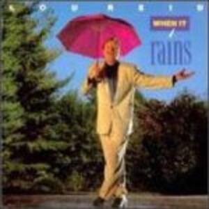 Let it Rain - CD Audio di Lou Reid