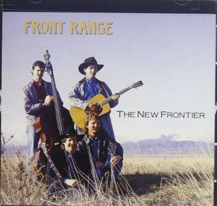 The New Frontiers - CD Audio di Front Range