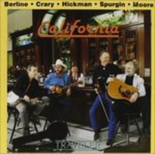 California - CD Audio di Dan Crary,Byron Berline