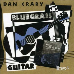CD Bluegrass Guitar di Dan Crary