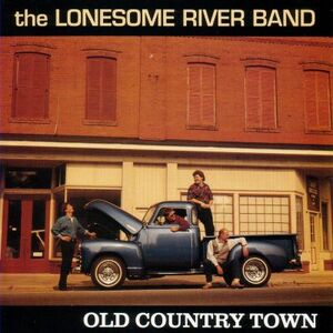 CD Old Country Town di Lonesome River Band