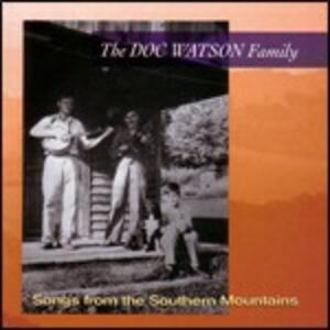 Songs from the Southern Mountains - CD Audio di Doc Watson (Family)