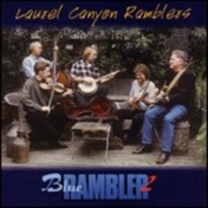 CD Blue Ramblers 2 di Laurel Canyon Ramblers