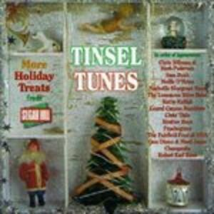 Tinsel Tunes: More Holiday Treats from Sugar Hill - CD Audio