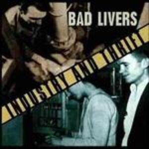 Foto Cover di Industry and Thrift, CD di Bad Livers, prodotto da Sugar Hill