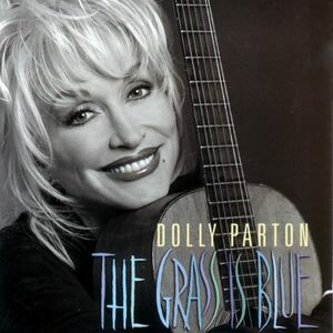 Vinile Grass Is Blue Dolly Parton