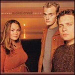 Foto Cover di Nickel Creek, CD di Nickel Creek, prodotto da Sugar Hill