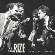 So Long of a Journey: Live at the Bouder Theater - CD Audio di Hot Rize
