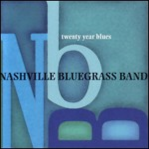 CD Twenty Year Blues di Nashville Bluegrass Band