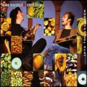 CD Into the Cauldron Mike Marshall , Chris Thile