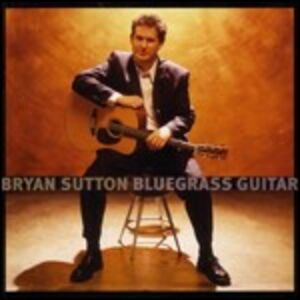 CD Bluegrass Guitar di Bryan Sutton
