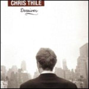 CD Deceiver di Chris Thile