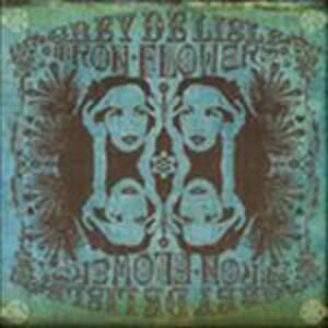 Iron Flowers - CD Audio di Grey DeLisle