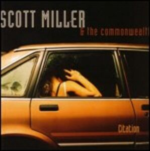 Foto Cover di Citation, CD di Scott Miller,Commonwealth, prodotto da Sugar Hill