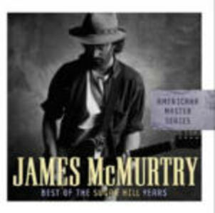 CD Americana Master Series. The Best of Sugar Hill Years di James McMurtry