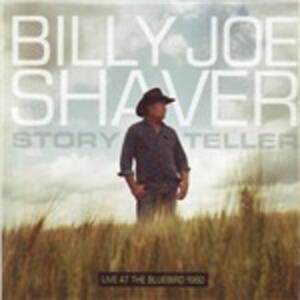 Story Teller - CD Audio di Billy Joe Shaver
