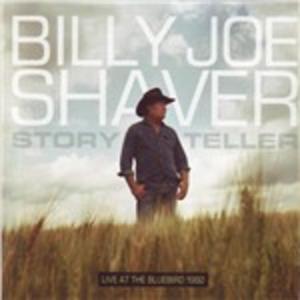 CD Story Teller di Billy Joe Shaver