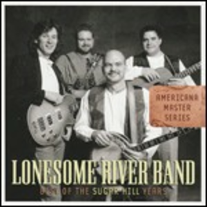 CD Best of the Sugar Hill Years di Lonesome River Band