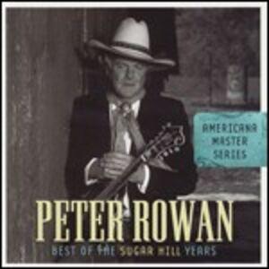 CD Best of the Sugar Hill Years di Peter Rowan