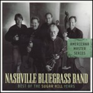 CD Best of the Sugar Hill Years di Nashville Bluegrass Band