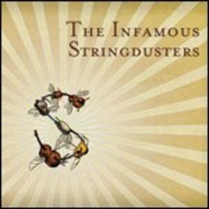 CD Infamous Stringdusters di Infamous Stringdusters