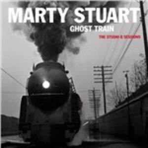 CD Ghost Train di Marty Stuart